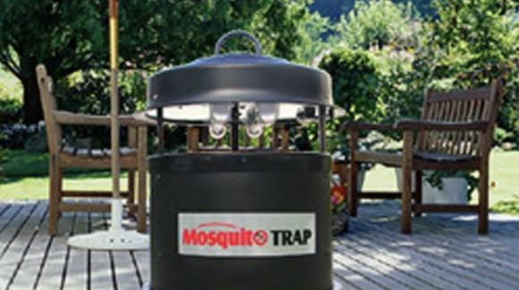 Líbrate de todo tipo de plagas de bichos con este atrapa y mata mosquitos electrico