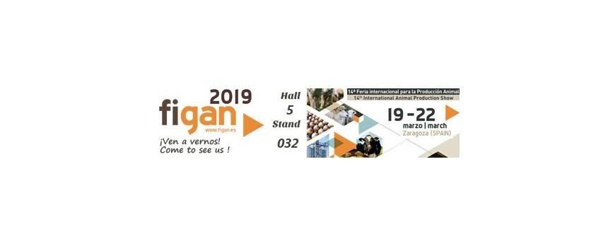 FIGAN 2019, FERIA INTERNACIONAL GANADERA EN ZARAGOZA EL PROXIMO 19 HASTA 22 DE MARZO
