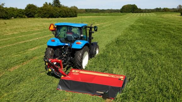 Segadoras compactas de suspensión lateral VICON EXTRA 117-122-124