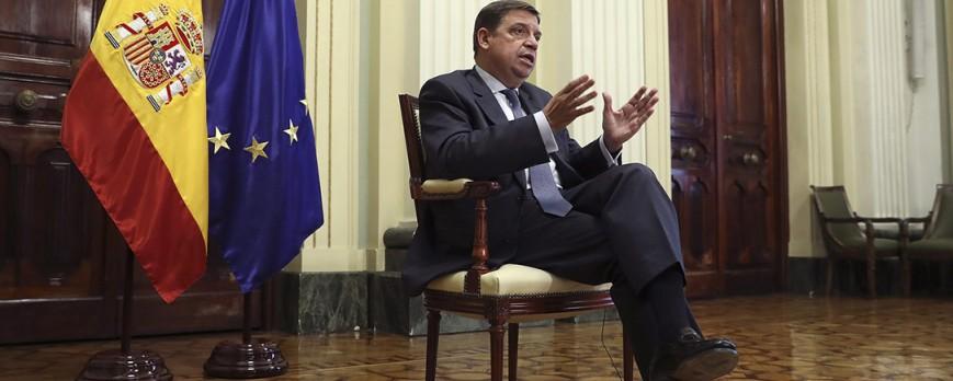Igualdad de género en las negociaciones de la PAC, según Luis Planas