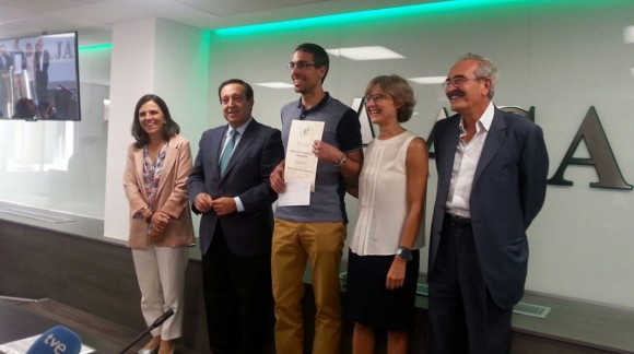 """Se conceden los premios """"Joven Agricultor innovador 2017"""""""
