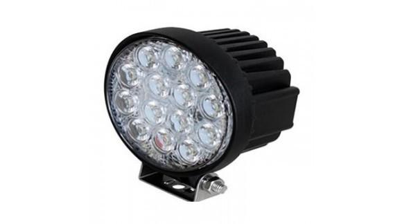 Rendimiento de los faros de LED, la óptica en la iluminación
