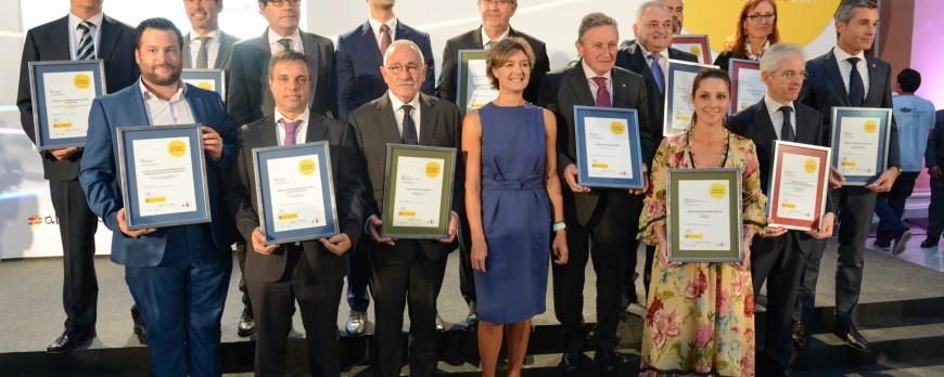 Se conceden los Premios Alimentos de España 2016
