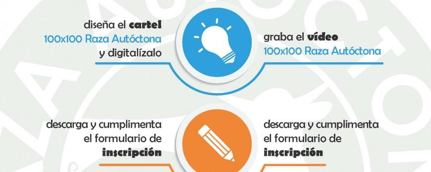"""El Mapama convoca el concurso """"100X100 Raza Autóctona"""""""
